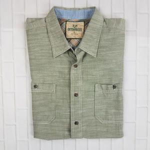 Outdoorlife  Mens XL Casual short sleeve shirt